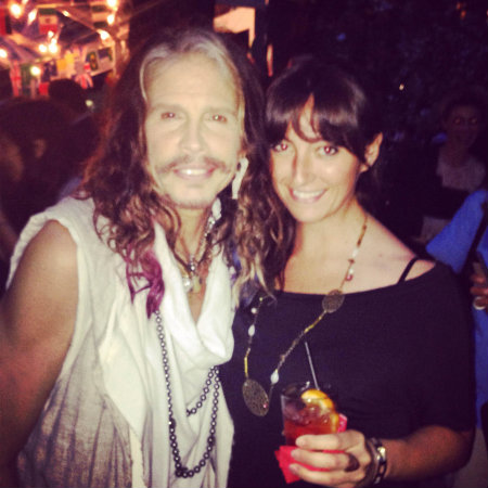 Steven Tyler_Milano Fashion Week