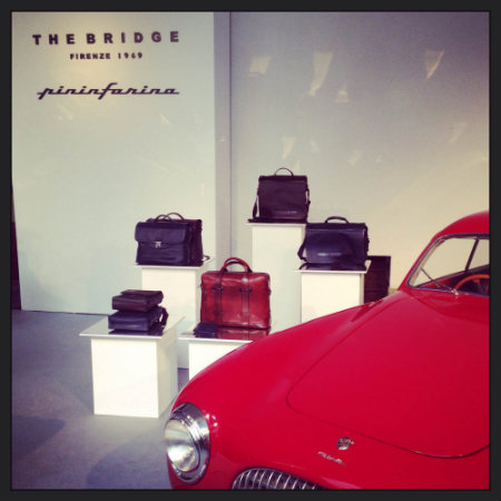 The Bridge e Pininfarina_Milano Fashion Week