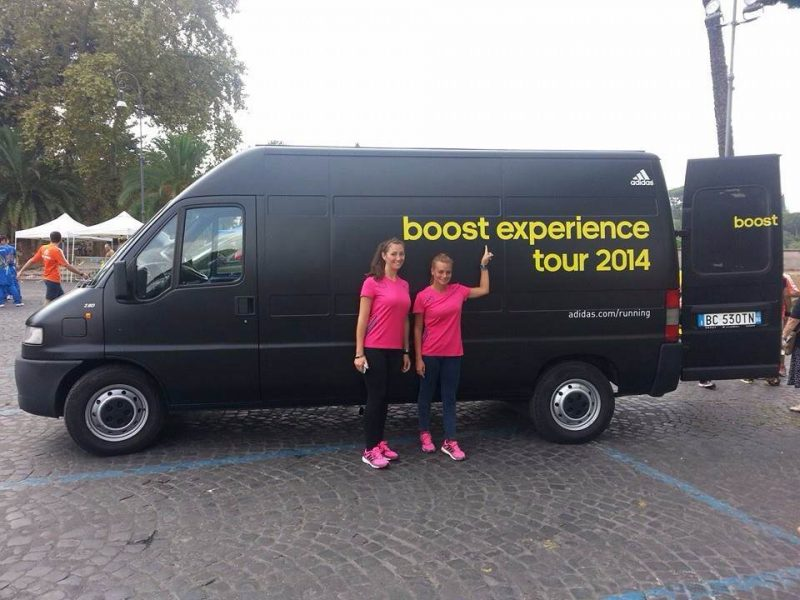 Cityrunners Boost Experience Tour 2014