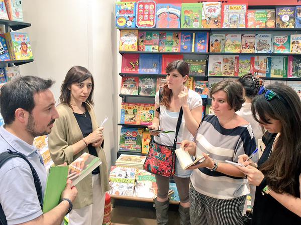 Donatella Minuto_Salone del libro 2015_Giunti