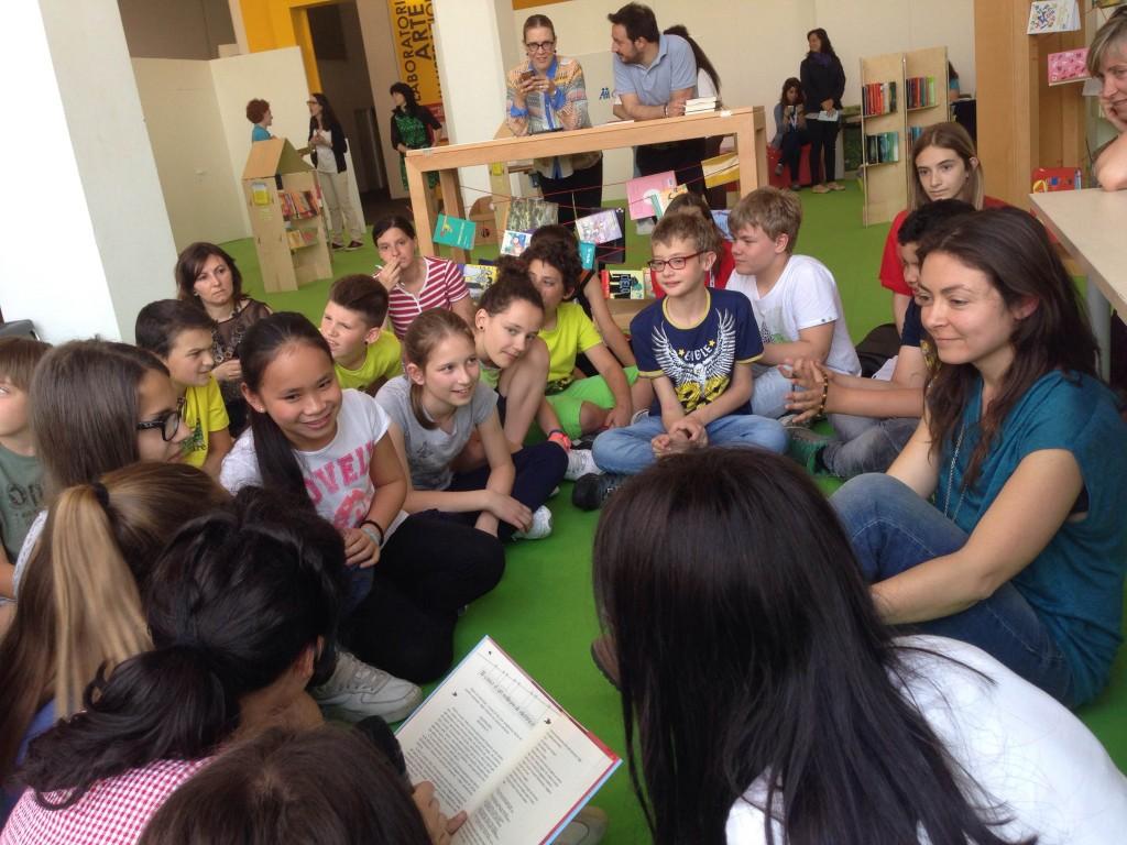 Silvia Vecchini_Salone del Libro 2015