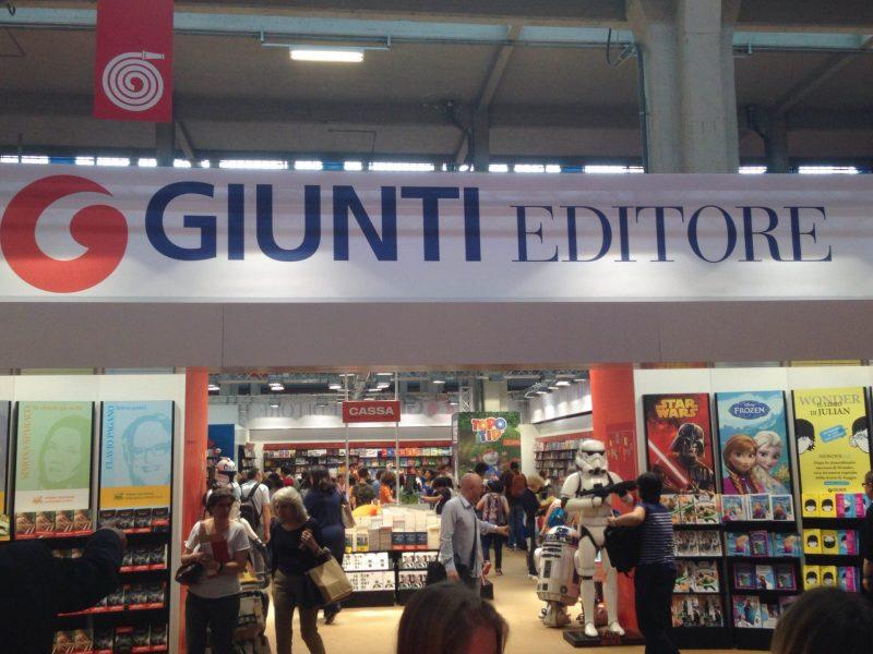 Giunti_Salone del libro 2015