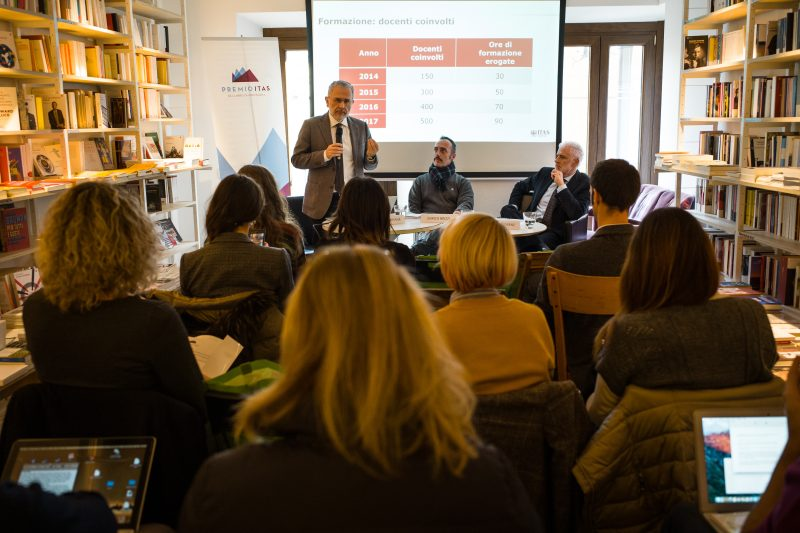 Premio ITAS conferenza stampa