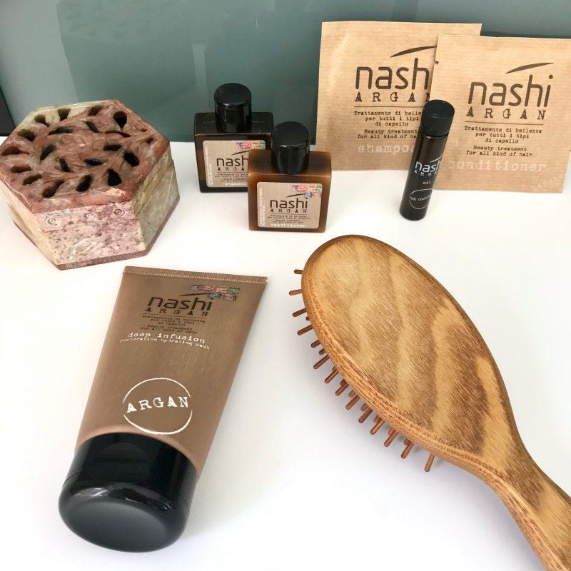 Nashi Argan: prodotti per capelli e nuovi Saloni delle meraviglie