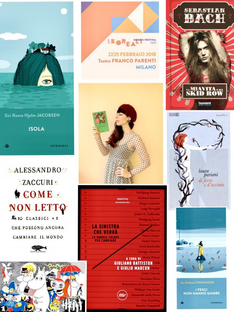 Una settimana di libri – Eventi dal 19 al 25 febbraio
