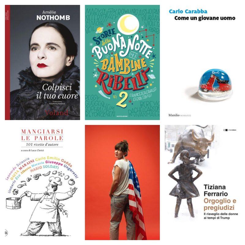 Una settimana di libri - eventi dal 5 all'11 marzo