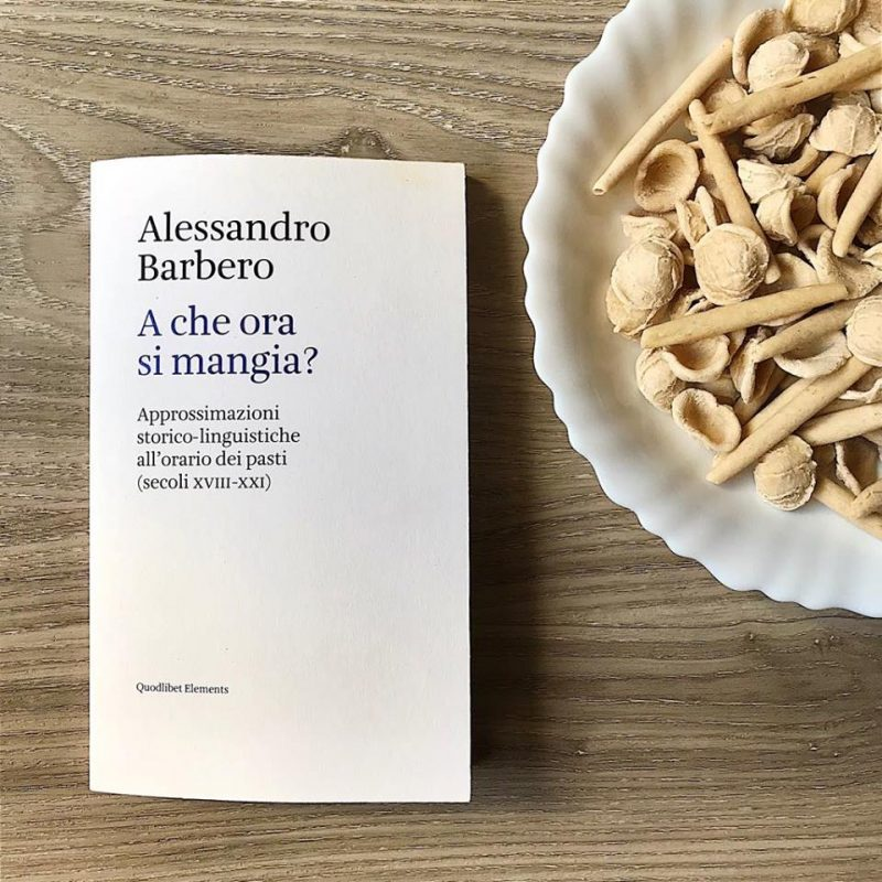 A che ora si mangia_Alessandro Barbero
