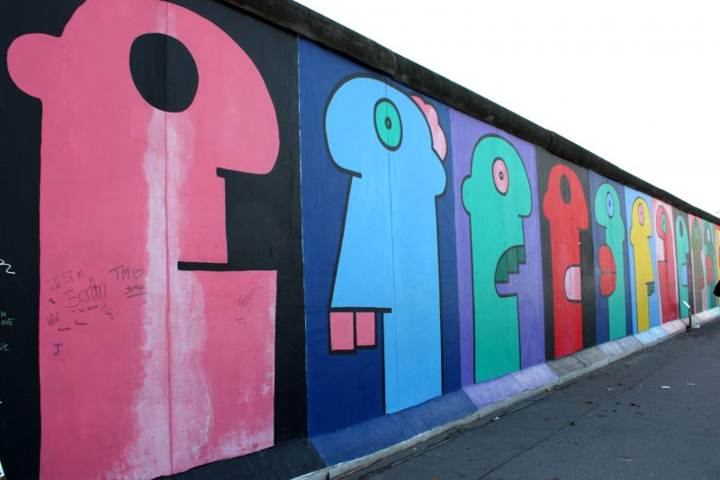 thierry noir picasso on the street
